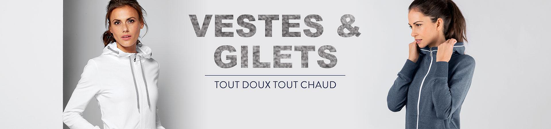 Vestes + Gilets