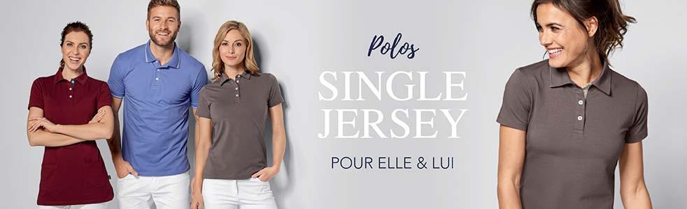 Polos Single Jersey